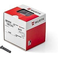 Würth Kunststof universele pluggen Shark Pro 6X35 mm SHARK, pakketinhoud: 200 stuks
