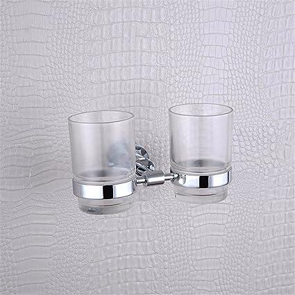 D&D-Bathroom Accessories Navidad Todos los contemporáneos de latón chapado en cromo base redonda baño