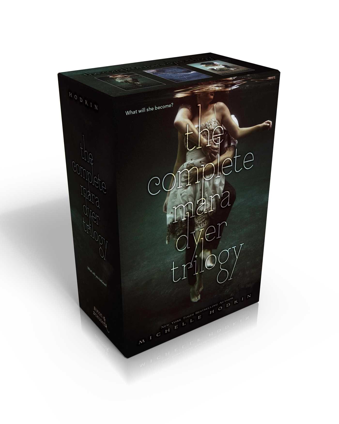 Amazon: The Mara Dyer Trilogy: The Unbecoming Of Mara Dyer; The  Evolution Of Mara Dyer; The Retribution Of Mara Dyer (9781481446716):  Michelle Hodkin: