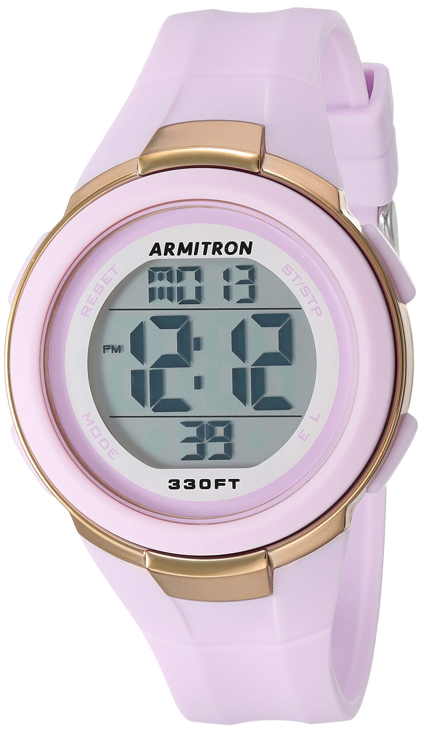 Armitron Sport Women's Digital Resin Strap Watch 45/7126