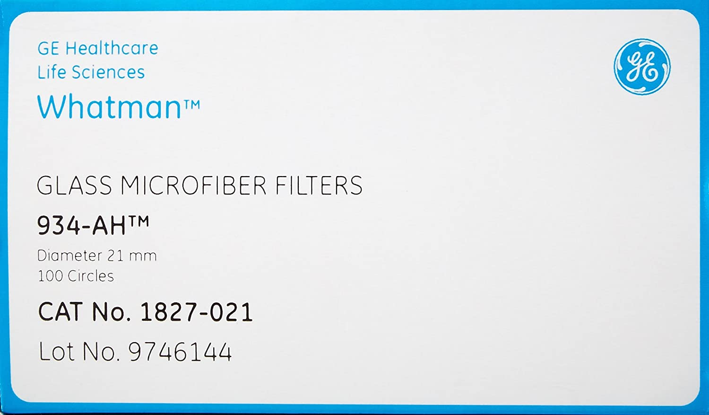 White Advantec MFS C020A090C Membrane Filter 90 mm Diameter Inc. Plain Non-Sterile Cellulose Acetate Pack of 25