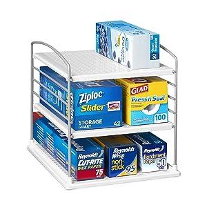 YouCopia 50202 UpSpace Box, one size, Wrap Organizer