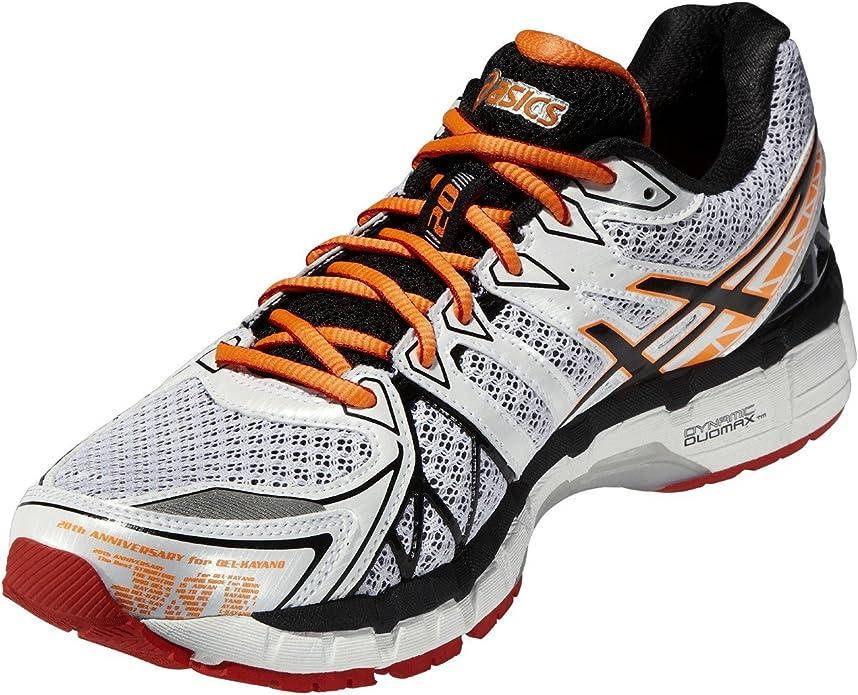 ASICS T3N2N-9001 - Zapatillas de Deporte y Exteriores de Sintético Hombre, Color Blanco, Talla 51.5 EU: Amazon.es: Zapatos y complementos