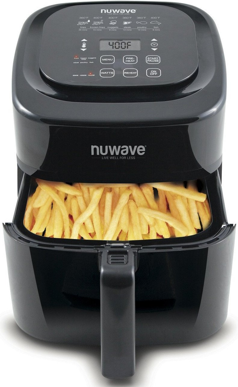 Air Fryer Brio 6qt Blk