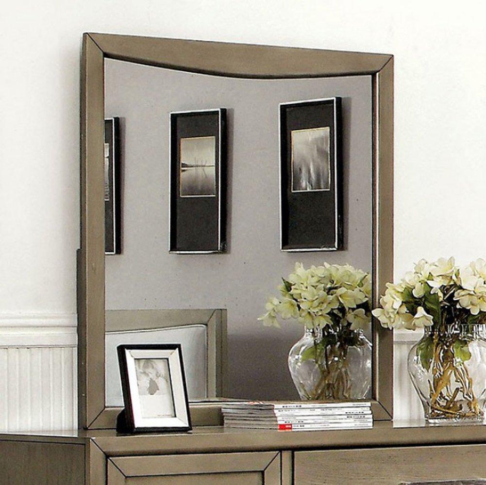 Snyder Ii Contemporary Style Mirror