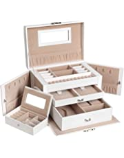 Cajas para joyas | Amazon.es