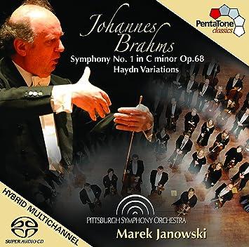 Symphony 1 / Variations (Hybr)