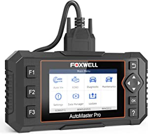 FOXWELL NT624 Elite OBD2 Scanner Automotive All Systems