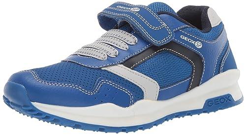 Geox CORIDAN Boy J845DD Niños Zapatillas,Slip On,Chico Zapatos Deportivos, Zapatillas,Slip on,elástico,Velcro: Amazon.es: Zapatos y complementos