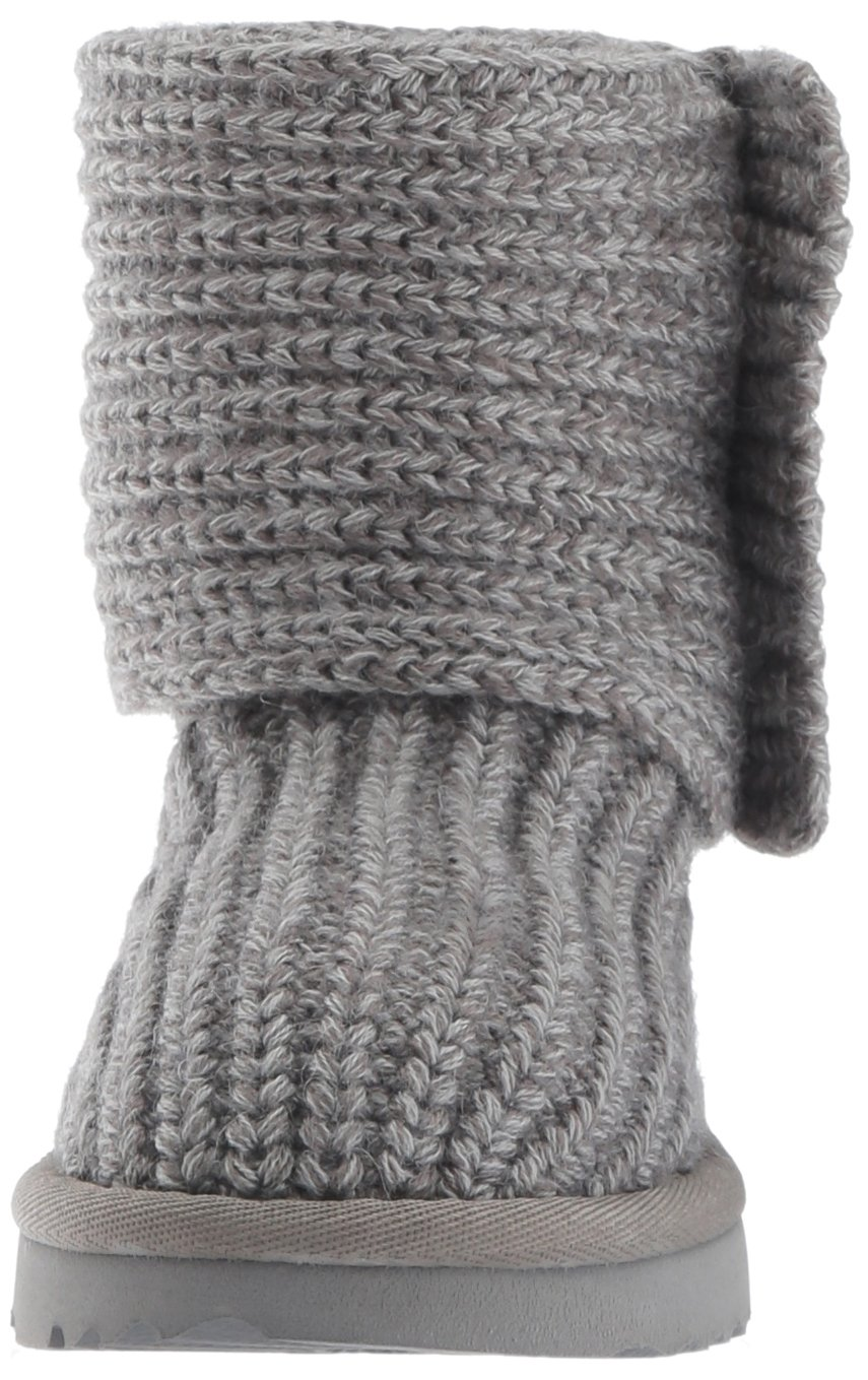 UGG Girls K Cardy II Pull-on Boot, Grey, 13 M US Little Kid by UGG (Image #4)