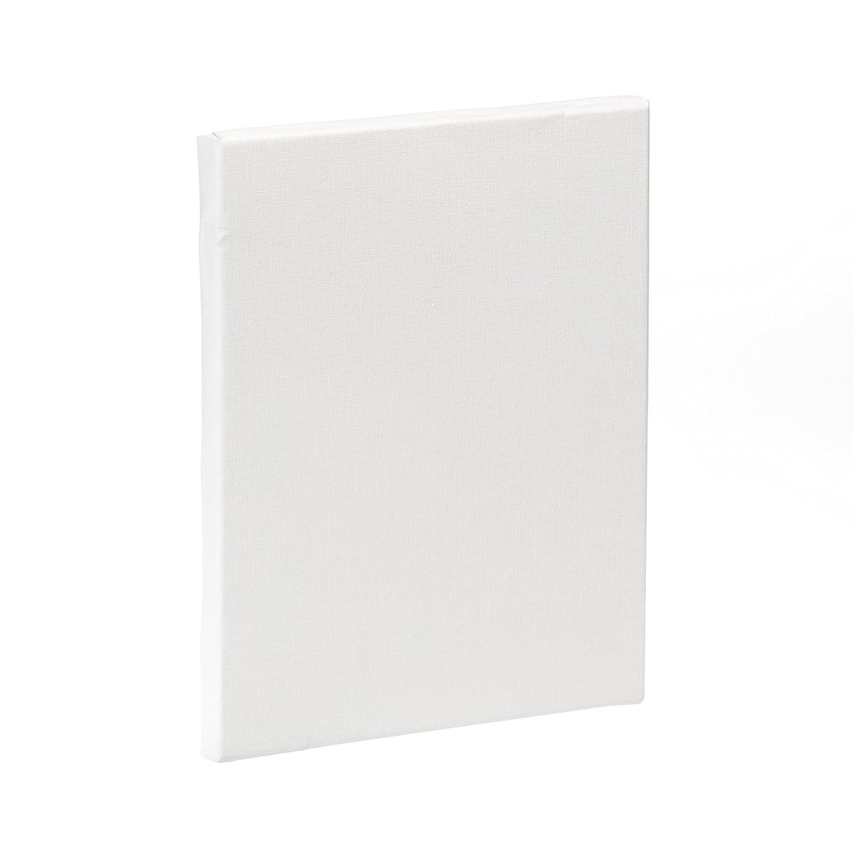 Lienzos Levante 433325027 - Telaio telato in cotone, grandezza 46 x 38 cm 8F, listelli da 46 x 17 mm con imprimatura acrilica