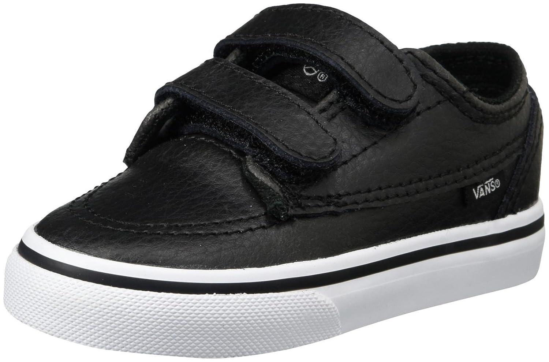 Vans Sneaker Mini T Brigata V Leather Black-24 CfnM29
