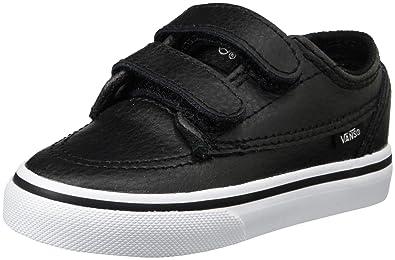 6546d7a7660 kids leather vans