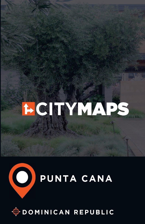City Maps Punta Cana Dominican Republic