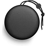B&O PLAY by Bang & Olufsen Beoplay A1 Portable Bluetooth Speaker with Microphone (Black)