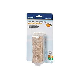 Aqueon Amonia Remover for QuietFlow LED PRO Filter 30/50