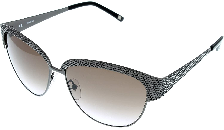 bddff48a0d0 Escada Sunglasses Women Chocolate SES747 568 Cat-Eye  Amazon.co.uk  Clothing