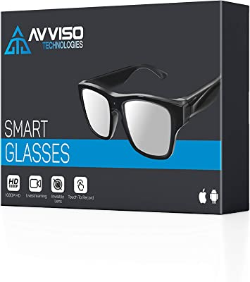 Amazon Com Live Streaming Glasses Camera Full Hd With Included 32gb Micro Sd Home Improvement