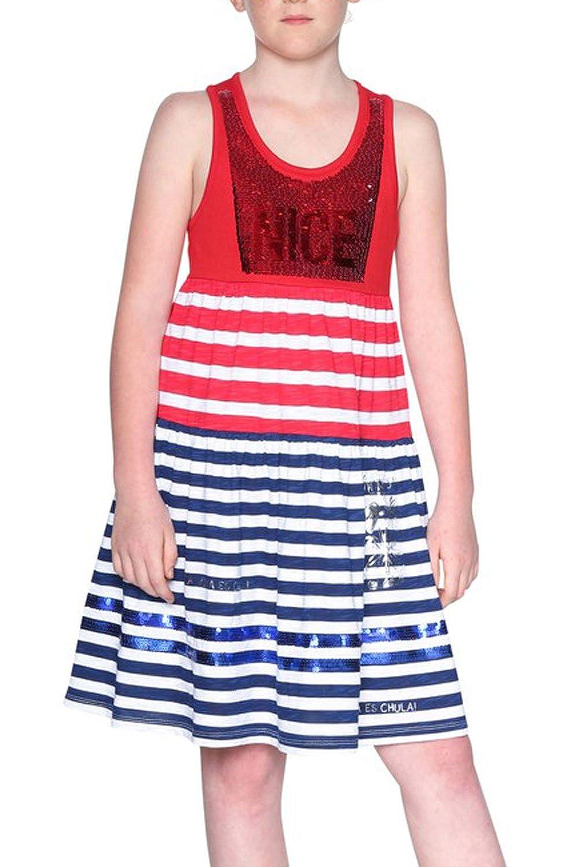 Vestito Bambina Desigual Vest/_Asmara