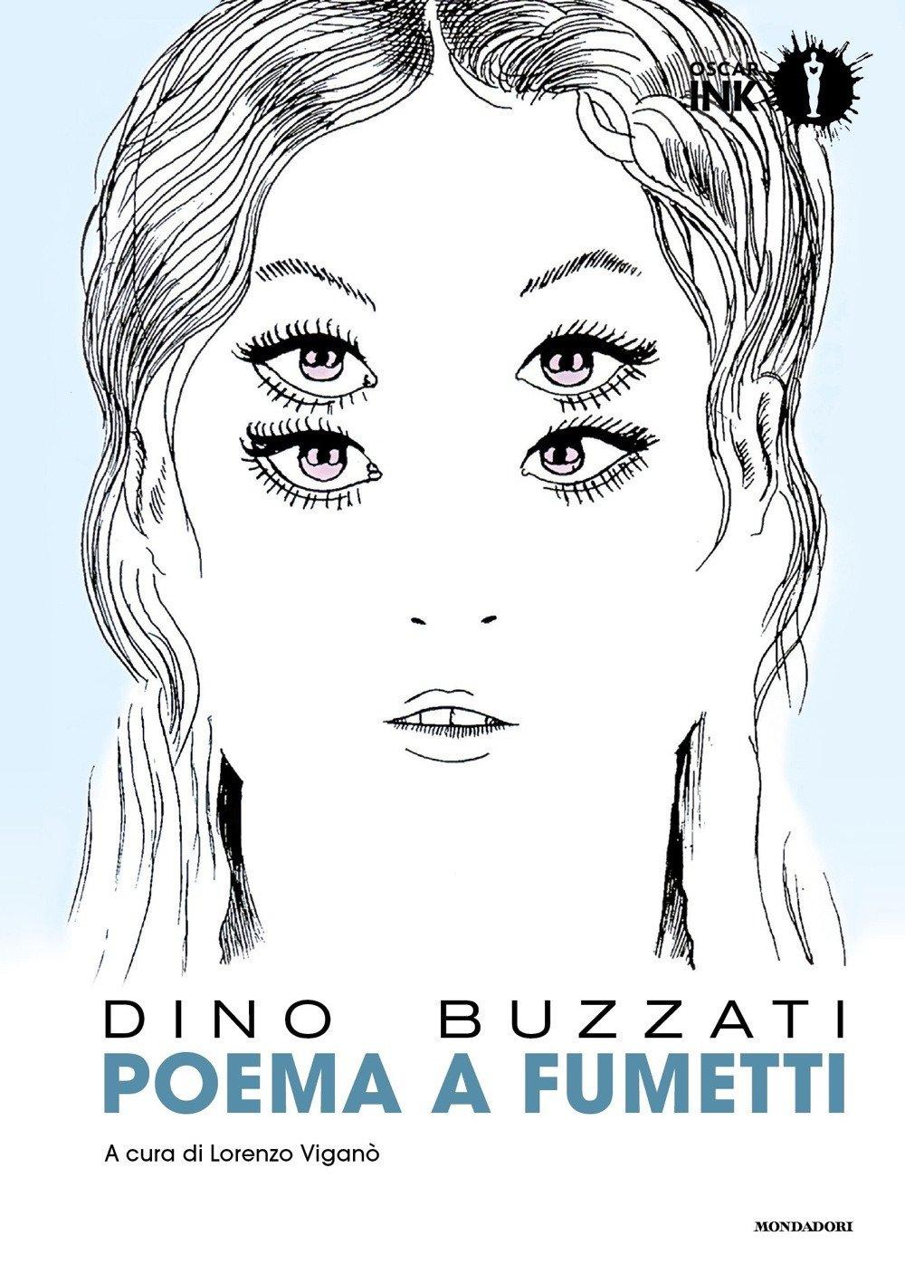Poema A Fumetti Dino Buzzati Buzzati Dino 9788804679226 Amazon Com Books