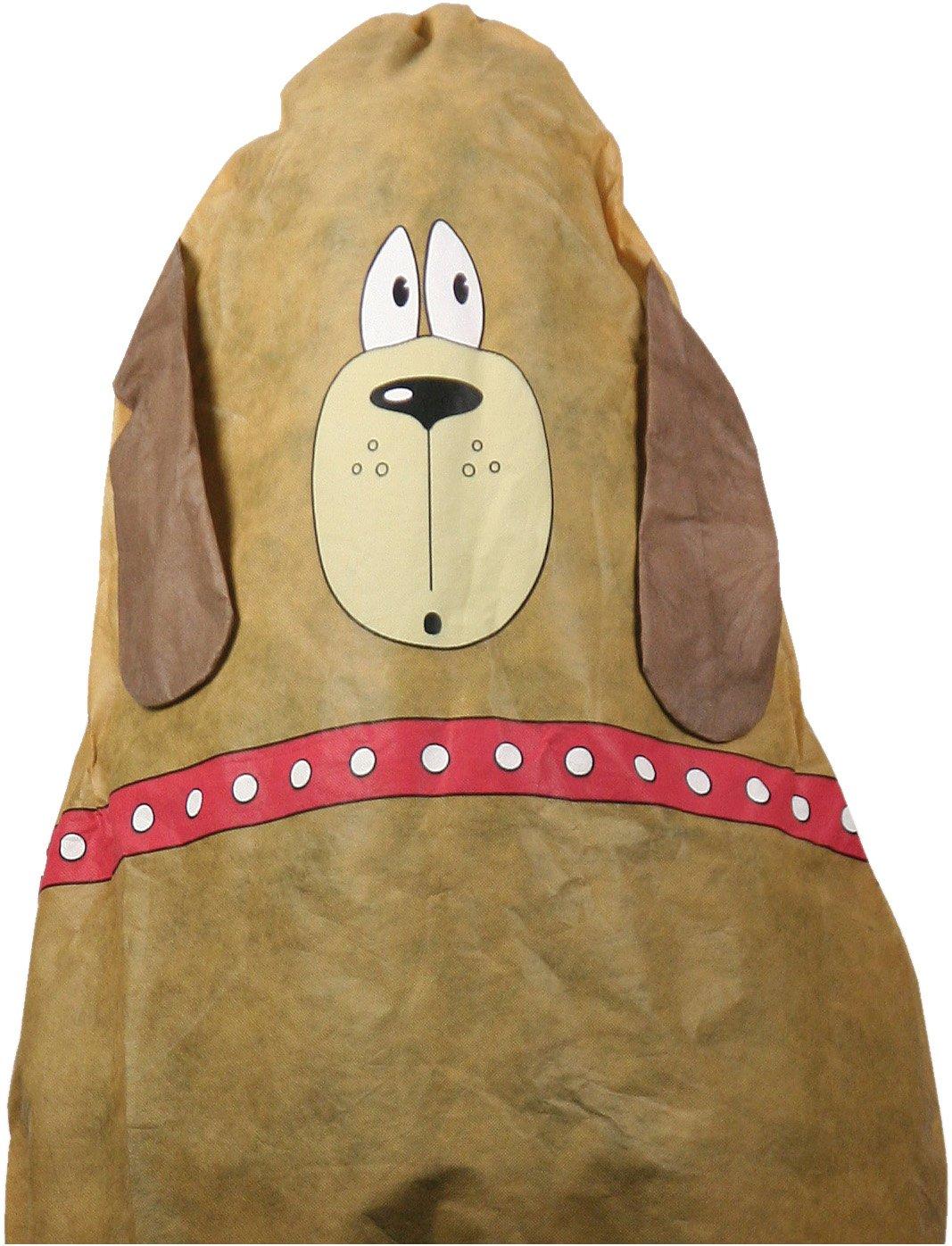 'Videx 27929Capuchon non-tissé de protection d'hiver, chien Bello 125 x 120 cm