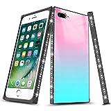 iPhone 8 Plus Case, iPhone 7 Plus Case, NageBee