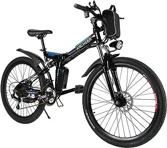 Amazon.com : Speedrid 26/27.5 Electric Bike, Aluminum