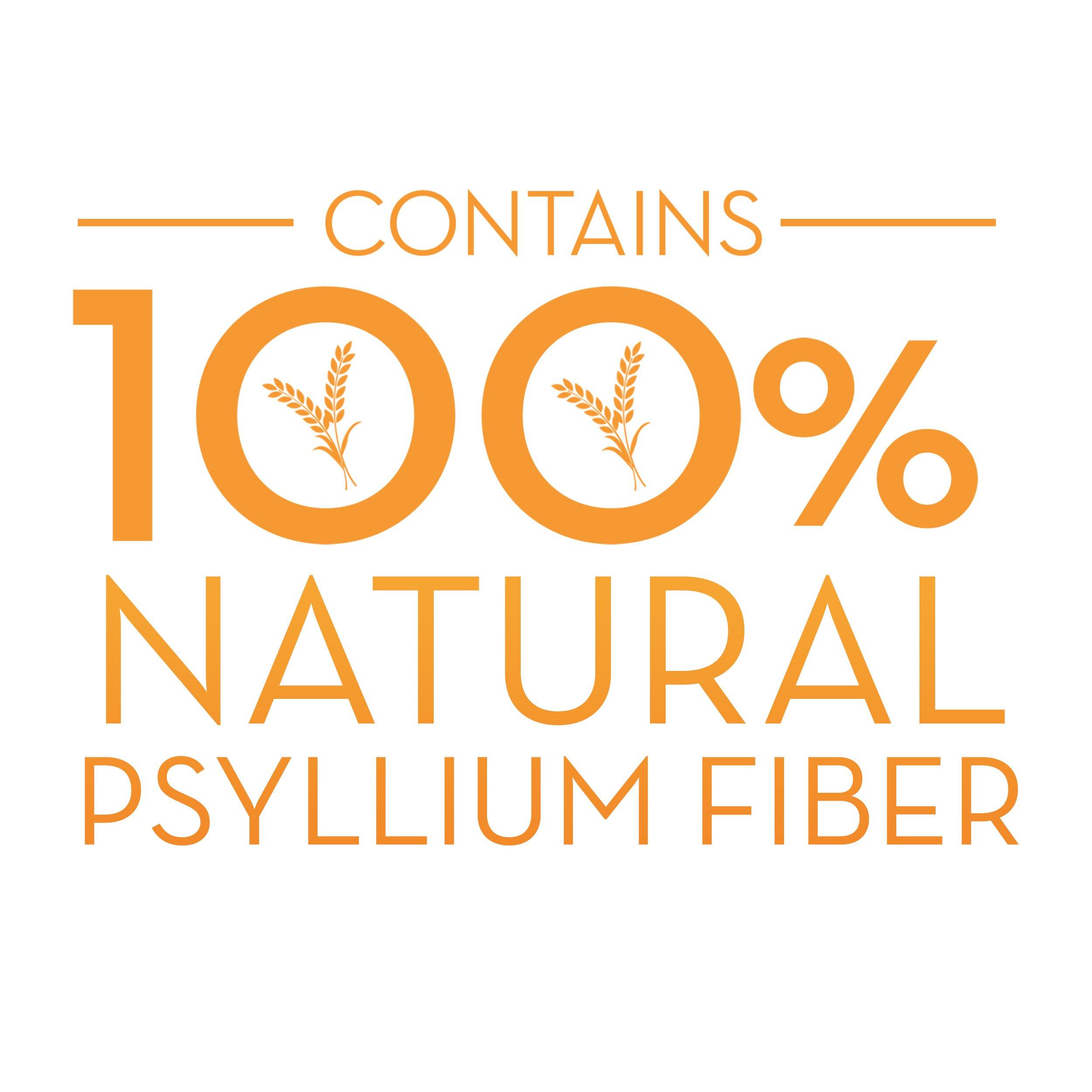 Metamucil Cinnamon Spice Flavored Fiber Thins Supplement with Psyllium Husk, 12 Servings (Pack of 4) by Metamucil (Image #4)