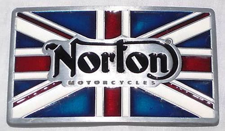Norton Motorcycles Belt Buckle Choppershop