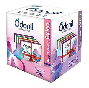 Odonil Bathroom Air Freshener Blocks – 50 g (Buy 3 get 1)