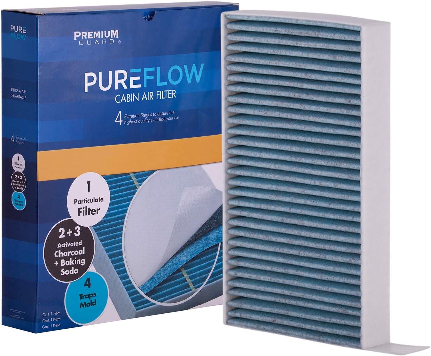 Pureflow Cabin Air Filter PC99502X Fits 2017-19 Tesla 3