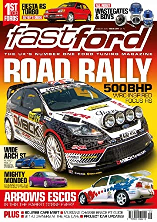 Fast Ford June 13, 2017 issue