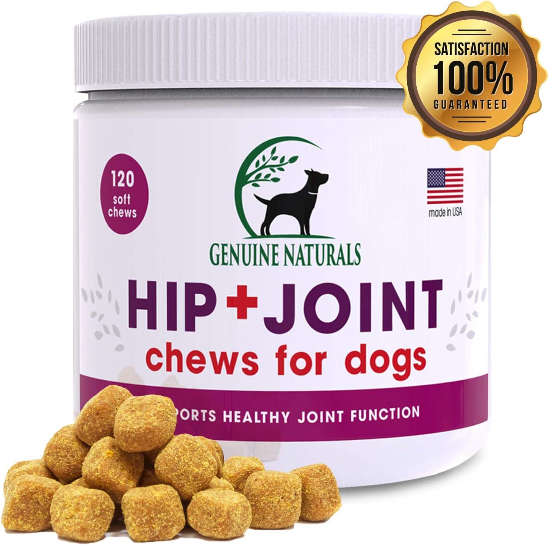 Mejores suplementos para las articulaciones de los perros de 2020 10