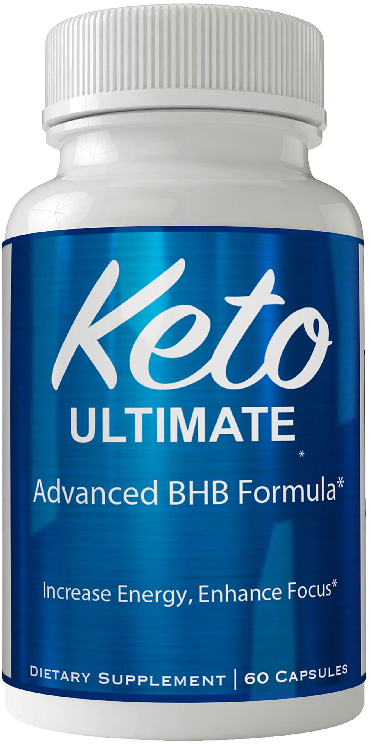 Keto Ultimate Diet Pills Advance Weight Loss Supplement Appetite Suppressant Natural Ketogenic 800 mg Formula with BHB Salts Ketone Diet Capsules to Boost Metabolism, Energy and Focus ...