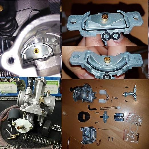 Amazon.com: HUDITOOLS - Carburador para motocicleta Koso OKO ...