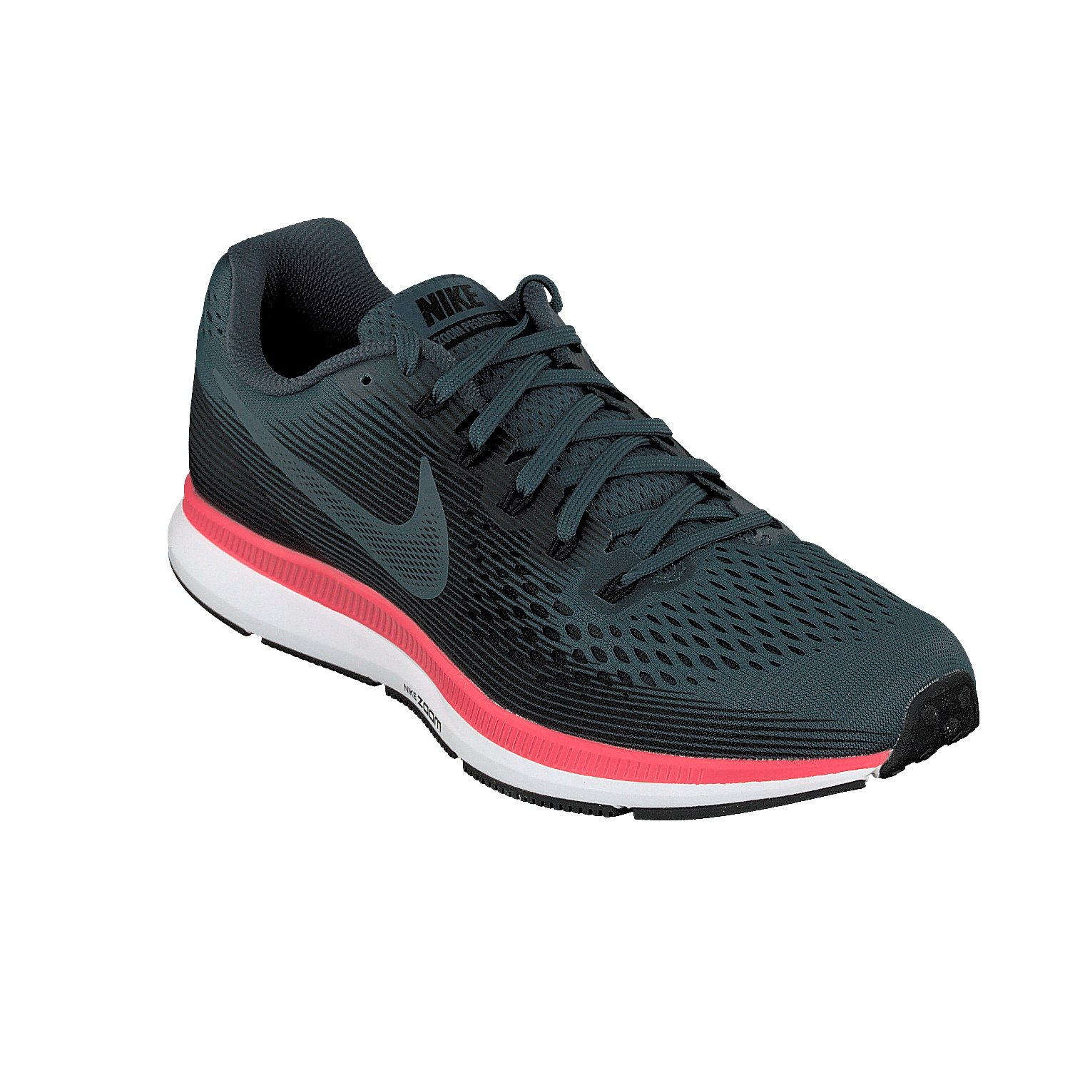 finest selection 6db28 952d1 Nike Men's Air Zoom Pegasus 34, Blue Fox/Black-Bright Crimson, 10 M US