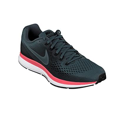 official photos 0536c 114cd Nike Men s Zoom Pegasus 34 Competition Running Shoes, Grey (Blue Fox Black