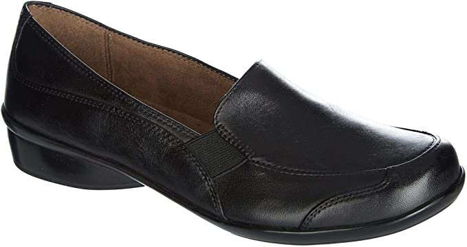 4cfd85bf00b Image Unavailable. Image not available for. Color  Naturalizer Womens  Carryon Loafers 7.5 Black