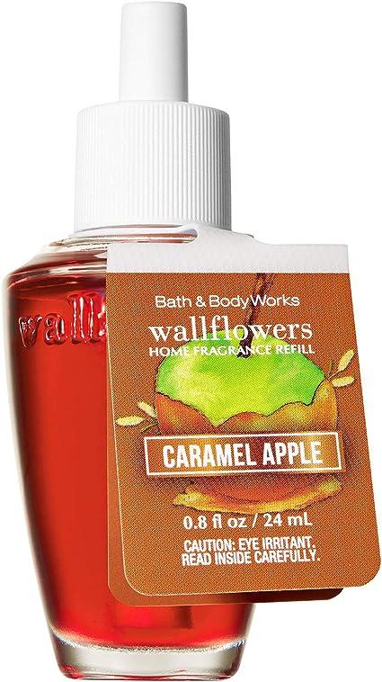 10 Bath /& Body Works Wallflowers Apple Cinnamon Cider  Diffuser Refill Bulbs