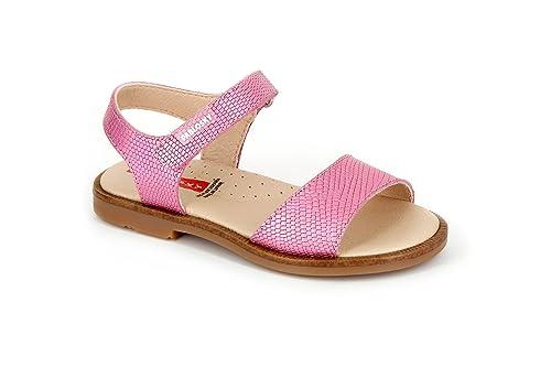 Sandali rosa con chiusura velcro per unisex 5zzYjGeAR