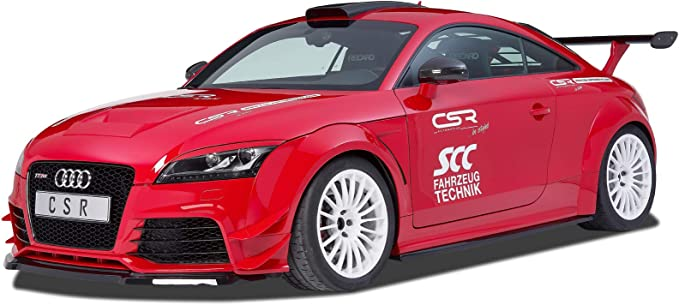 Csr Automotive Performance Flaps Kompatibel Mit Ersatz Für Audi Tt Rs 8j Fp011 Auto