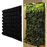 Ogrmar 64 Pockets Vertical Wall Garden Planter