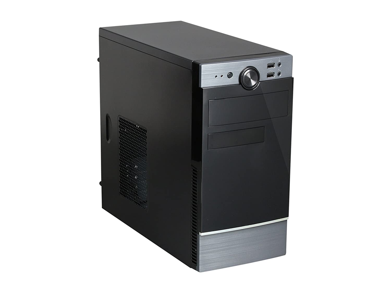 Rosewill FBM-02 Mini-Tower Negro carcasa de ordenador - Caja ...