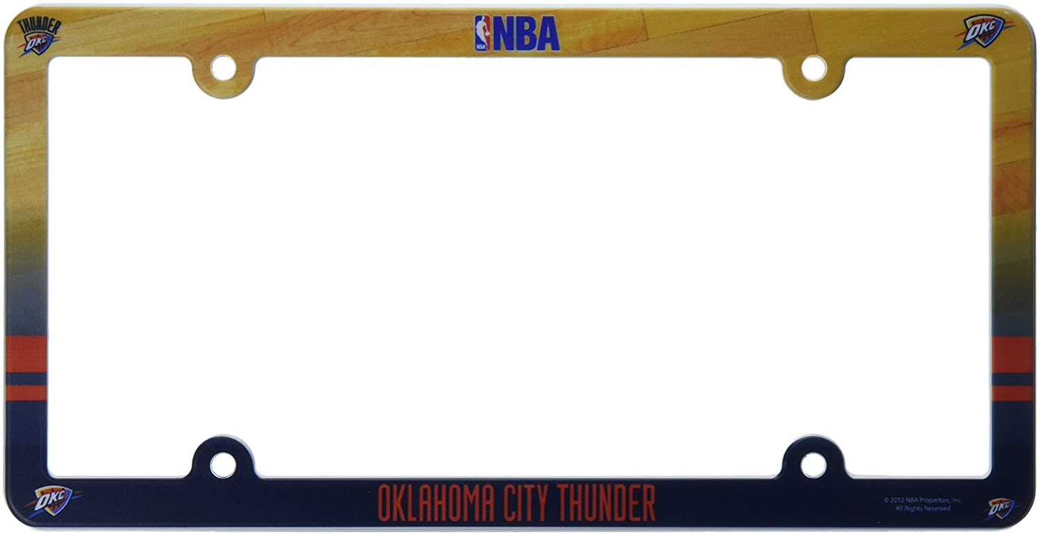 Wincraft NBA License Plate with Full Color Frame 90367012