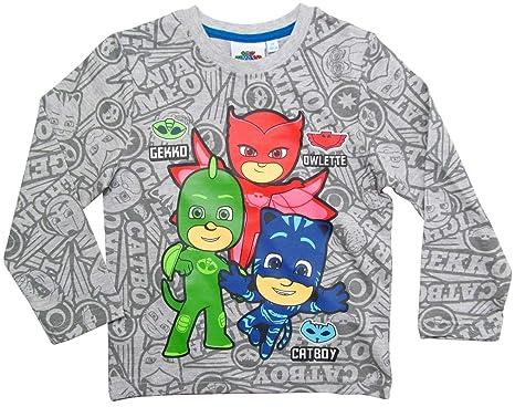 PJ Masks Pyjamahelden Langarmshirt