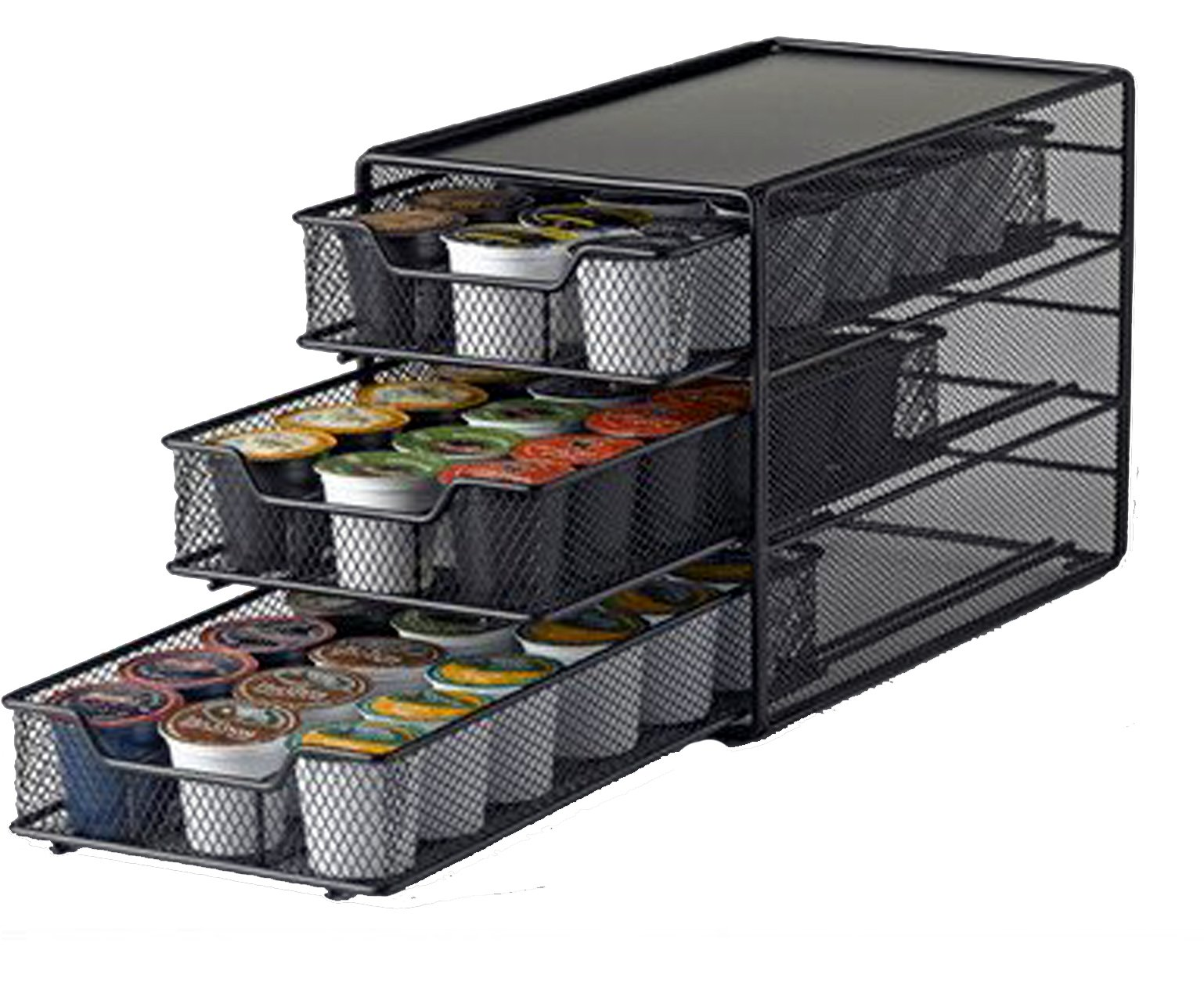 Danny's World 54 Pod Coffee Organizer