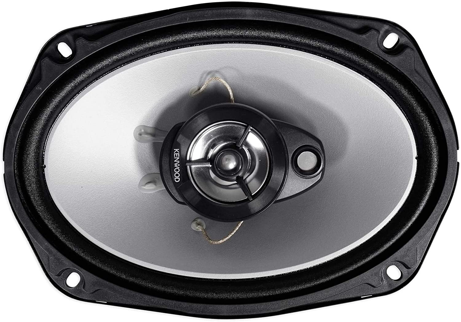 2 Kenwood KFC-6966S 6x9 800 Watt+2 5.25 500 Watt Car Audio Coaxial Speakers