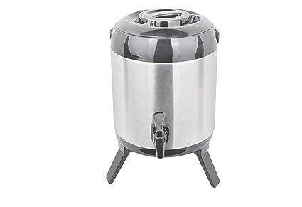 Mack - Dispensador térmico de bebidas de 9,5 litros, dispensador de zumos,