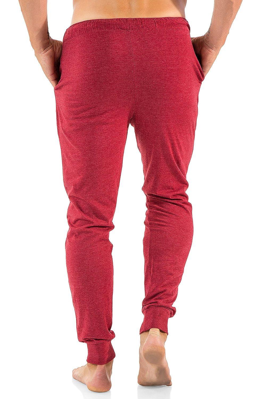a5df29b77 Balanced Tech Men's Cotton Knit Jogger Lounge Pants at Amazon Men's  Clothing store: