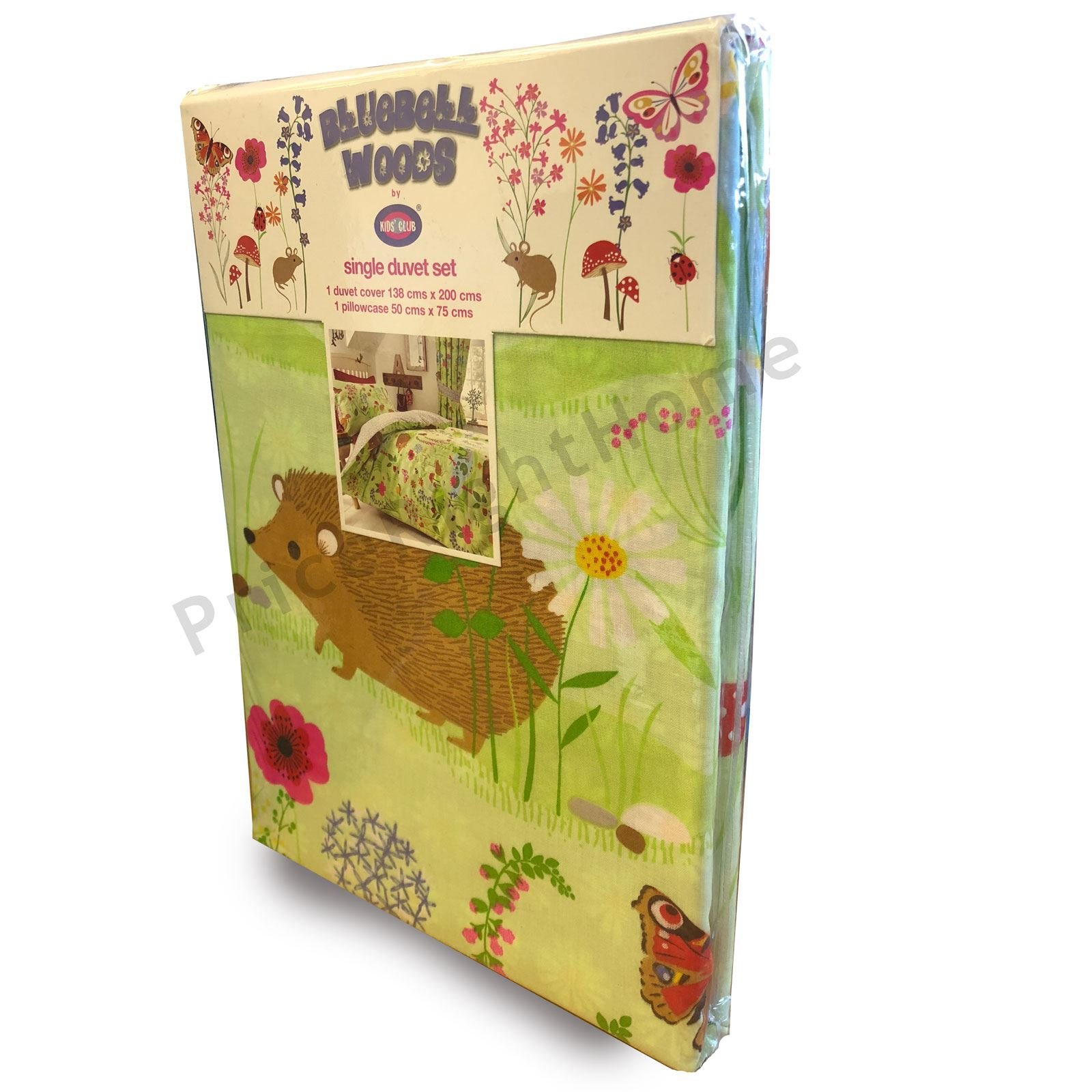 Animals Kids Club Bluebell Woods Single Duvet Cover Set by Animals (Image #4)